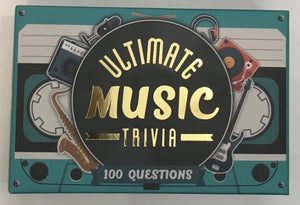 Ultimate Music Trivia