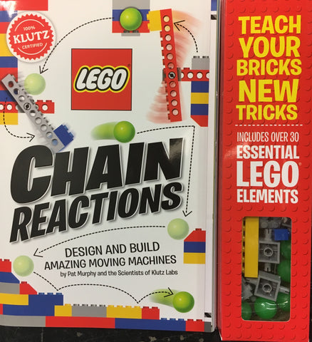 Lego Chain Reactions- Klutz