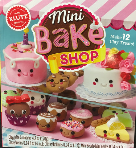 Mini Bake Shop-Klutz