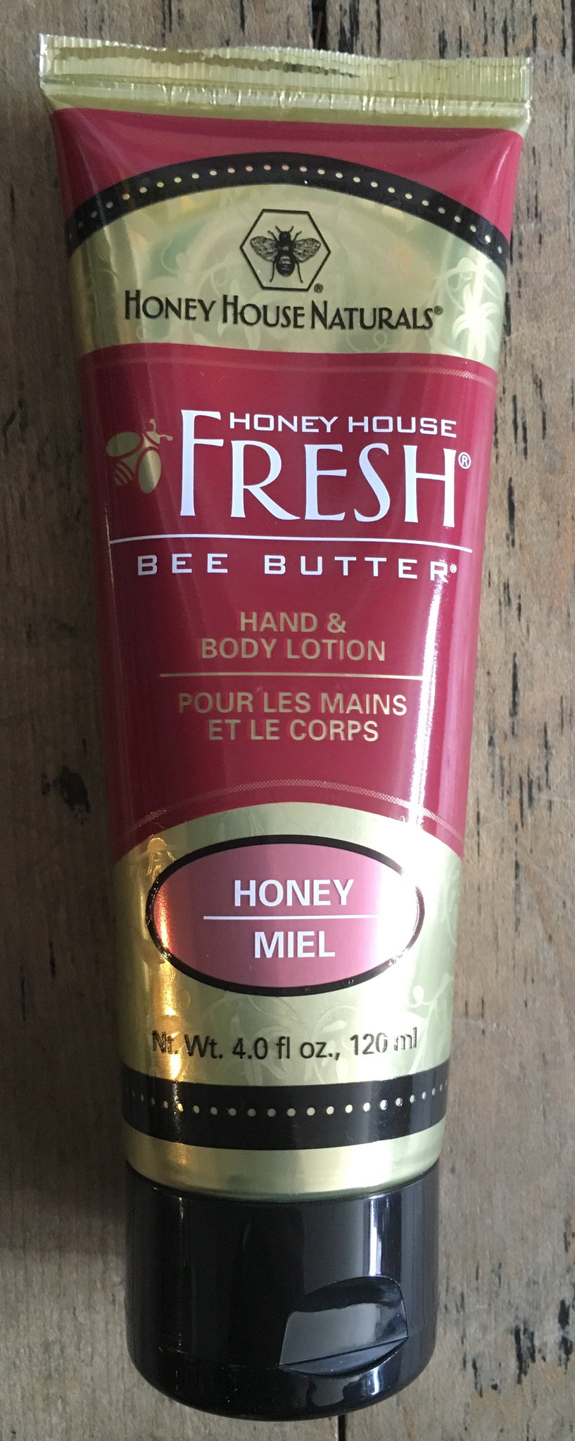 Honey Scent Bee Butter-Hand and Body Lotion-120ml