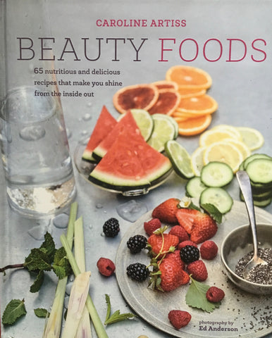Beauty Foods-Carline Artiss