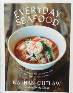 Everyday Seafood Cookbook-Nathan Outlaw