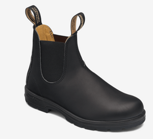 Blundstone-Leather Lined Black 558