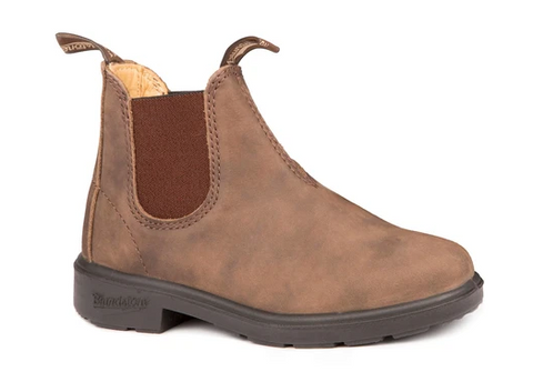 Blundstone Kids- B565 Blunnie- Rustic Brown