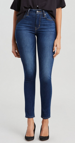 LEVI 721 Highrise Skinny Jean for Women