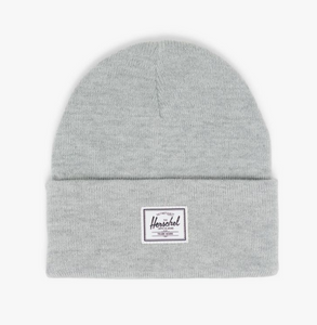 Herschel Hat- Elmer Beanie- HEATHER LIGHT GREY