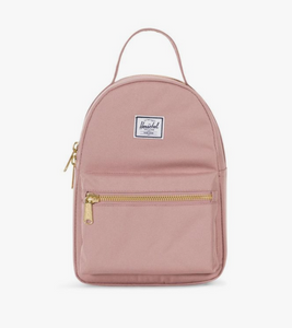 Herschel Nova MINI-backpack: Ash Rose