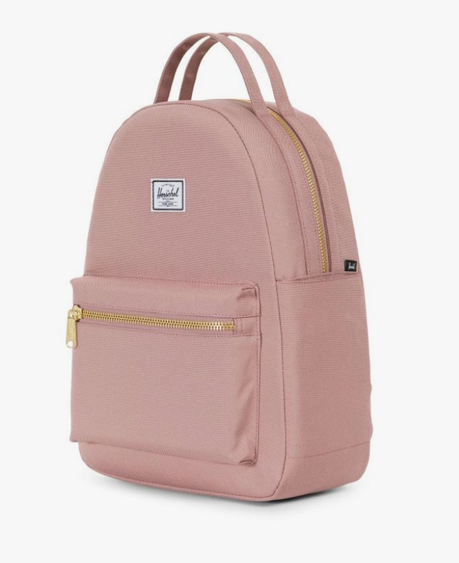 Herschel Nova Small Backpack- Ash Rose