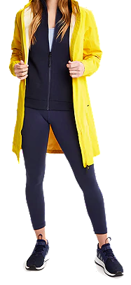 Lole Packable Rain Jacket- Yosemite Yellow