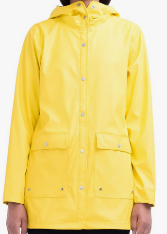 Herschel Raincoat-Yellow
