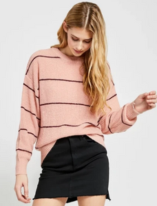 Gentle Fawn Striped Sweater