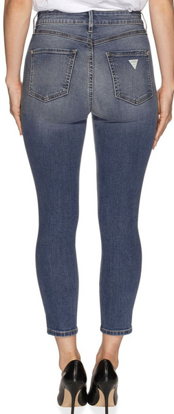 Guess- Sexy Curve Crop Jean