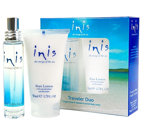 Inis Perfume and Lotion Gift Set