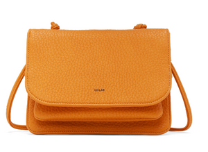 Organizer Cross Body Bag-Marigold