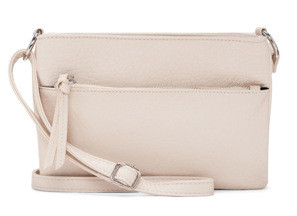 Triple Crossbody Bag- Off-white