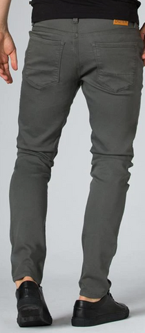 Duer- No Sweat Pant- Slim- Gull