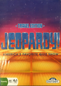 Jeopardy - Travel Edition