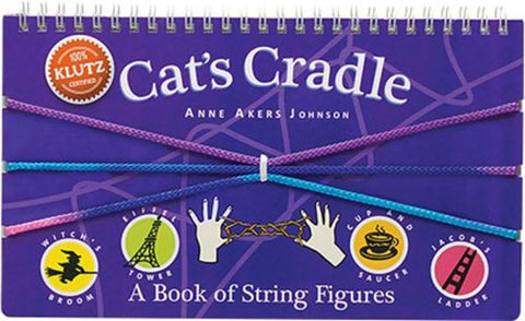 Cat's Cradle Book - Klutz