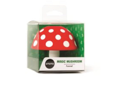 Red Magic Mushroom Funnel
