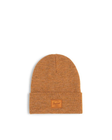 Herschel Elmer Beanie- HEATHER PUMPKIN SPICE