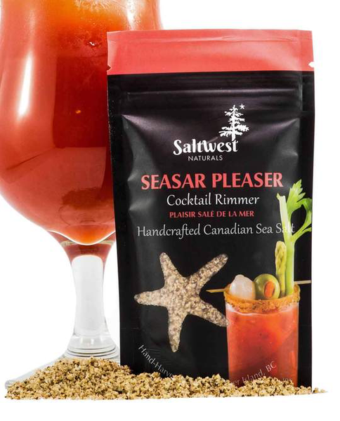 Seaser Pleaser - Handcrafted Sea Salt Cocktail Rimmer