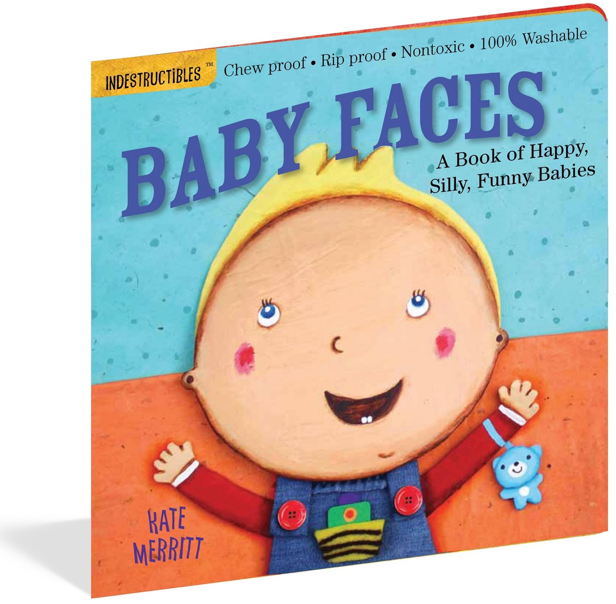 Baby Faces - Indestructibles Book