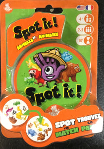 Spot It - Animal Jr