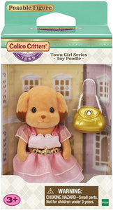 Calico Critters - Town Girl Series - Toy Poodle