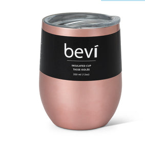 Bevi Insulated Wine Tumbler - Champagne