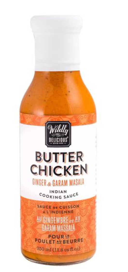 Butter Chicken Indian Cooking Sauce