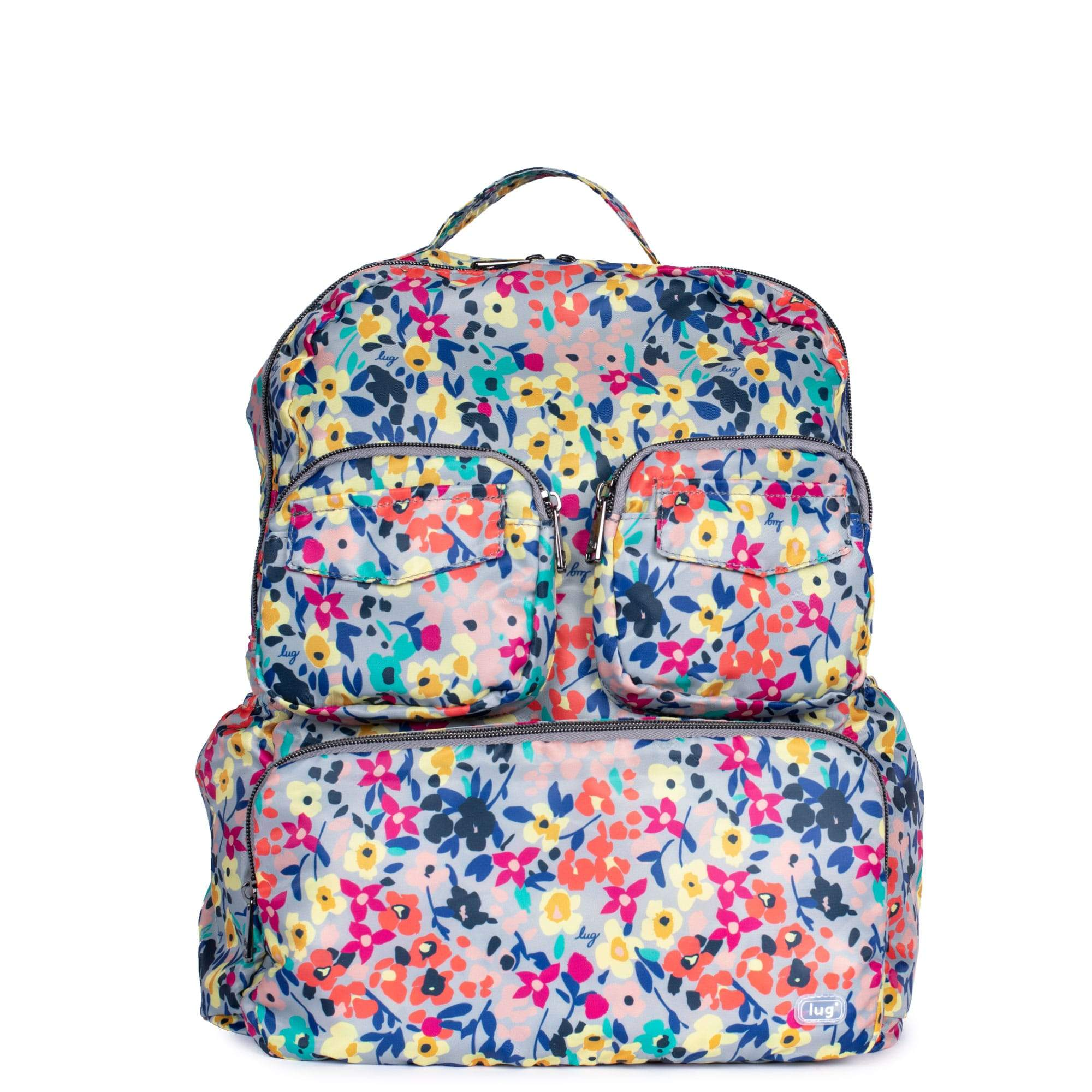 LUG- Puddle Jumper Wildflower Packable Backpack