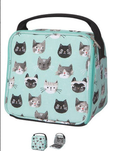 Cat's Meow- Let's Do Lunch Bag