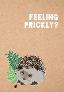 Feeling Prickly Journal