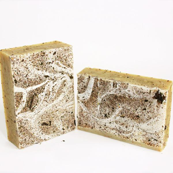 Laughing Lichen Spearmint & Kelp Soap