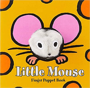 Little Mouse Finger Puppet Book