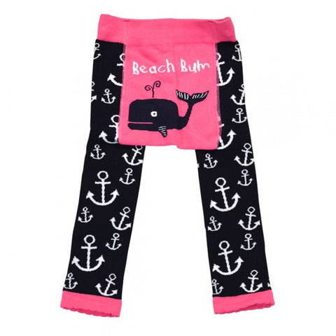 Lazy One Toddler Leggings Beach Bum