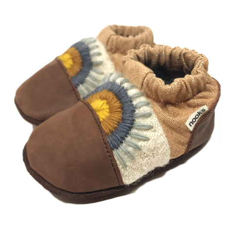 Nooks Baffin Cotton Canvas Shoe
