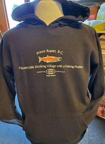 Prince Rupert Little Drinking Village Hoody