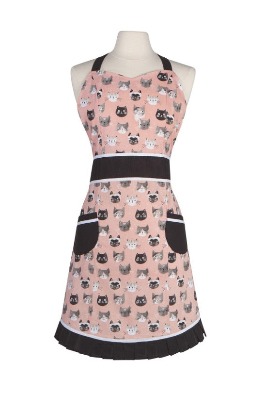 Cat's Meow Betty Apron