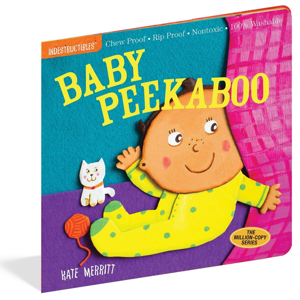 Baby Peekaboo - Indestructibles Book