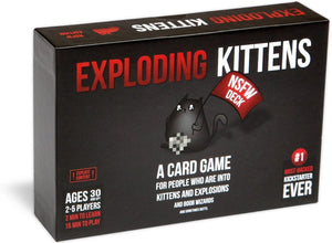 Exploding Kittens Card Game NSFW (ADULT CONTENT)