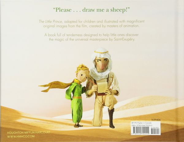 The Little Prince Read-Aloud Storybook