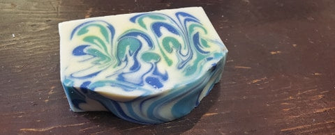Tree Frog Soaps- Bamboo Lotus Soap Bar