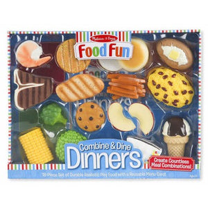 Melissa and Doug Combine and Dine Dinners