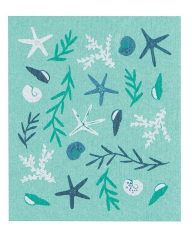 Swedish Dish Cloth - Coastal Treasures
