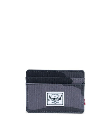 Charlie Cardholder Wallet- NIGHT CAMO