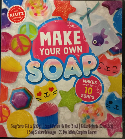 Make Your Own Soap- Klutz
