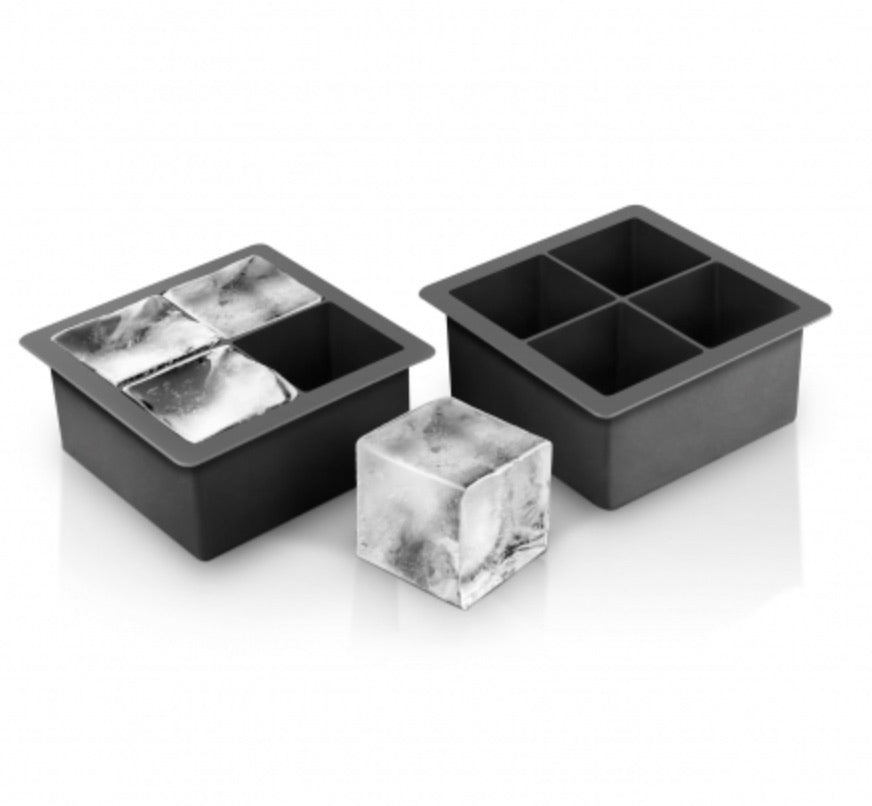 "Extra Large 2"" Ice Cube Trays"