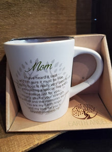 "Earth Angels ""Mom Mug"""
