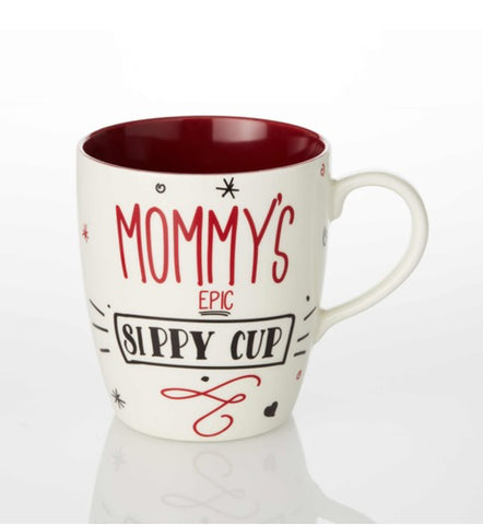 Mom's Epic Sippy Cup